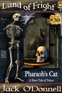 Pharaohs Cat - Land of Fright #30