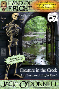 Fright Bite #7 - Creature in the Creek