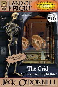 Fright Bite #16 - The Grid