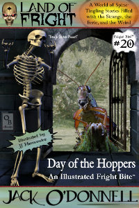 Fright Bite #20 - Day of the Hoppers