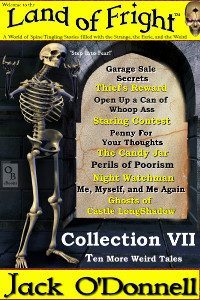 Land of Fright Collection VII