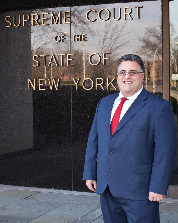 Robert Mehran at Supreme Court
