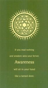 Reward - Awareness