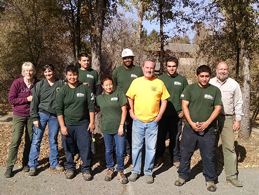 Madera Chowchilla RCD Oakhurst River Cleanup Crew