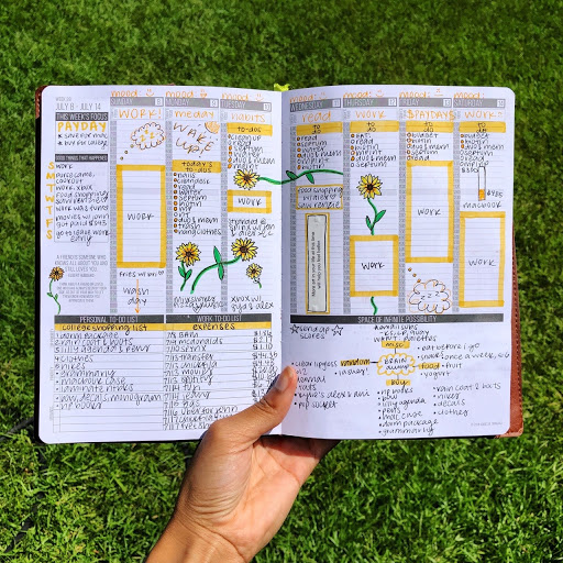What's the Plan? How to organize and plan your life