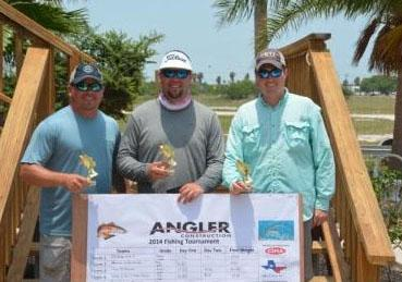 Second Annual Angler Construction Fishing Tournament