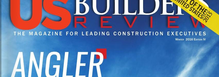 Angler Construction Featured in US Builders Review