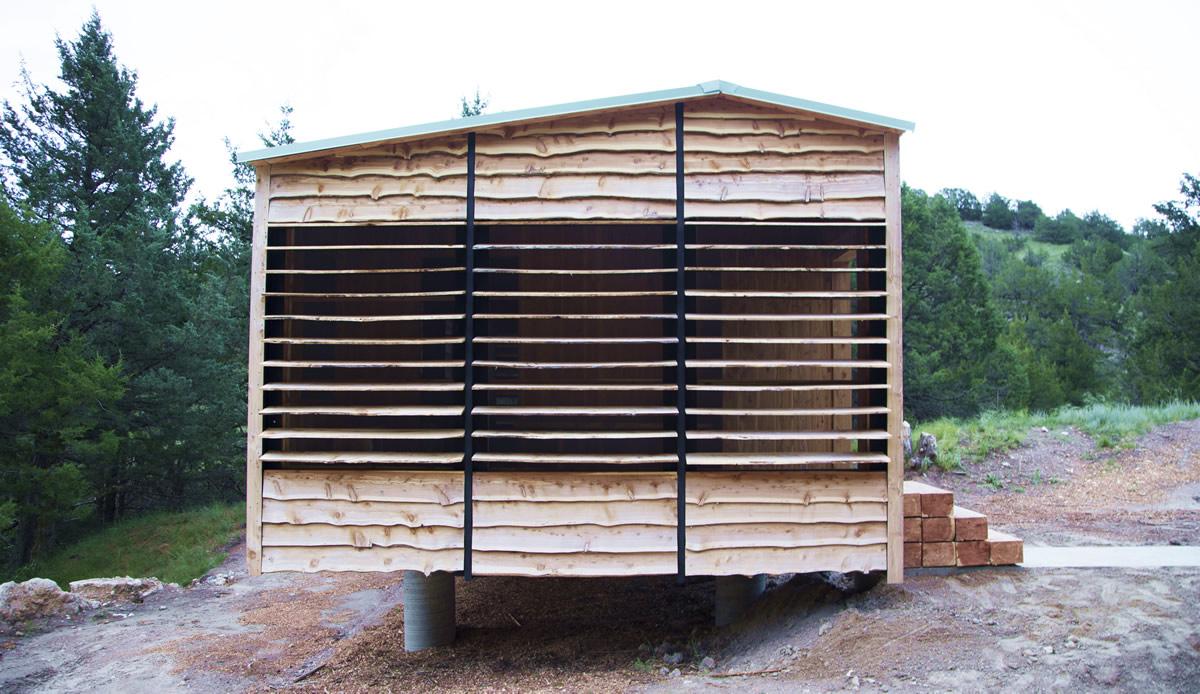 BAXA Cabin wins the ACSA Design-Build award