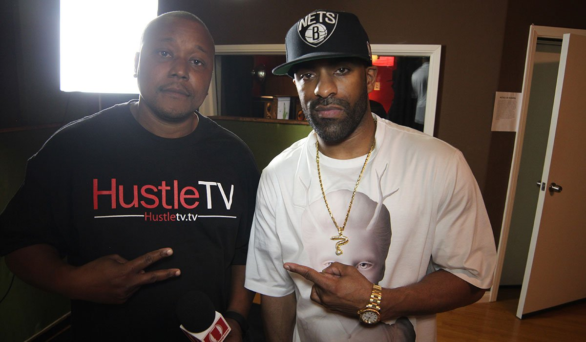 DJ Hustle is one of the most respected