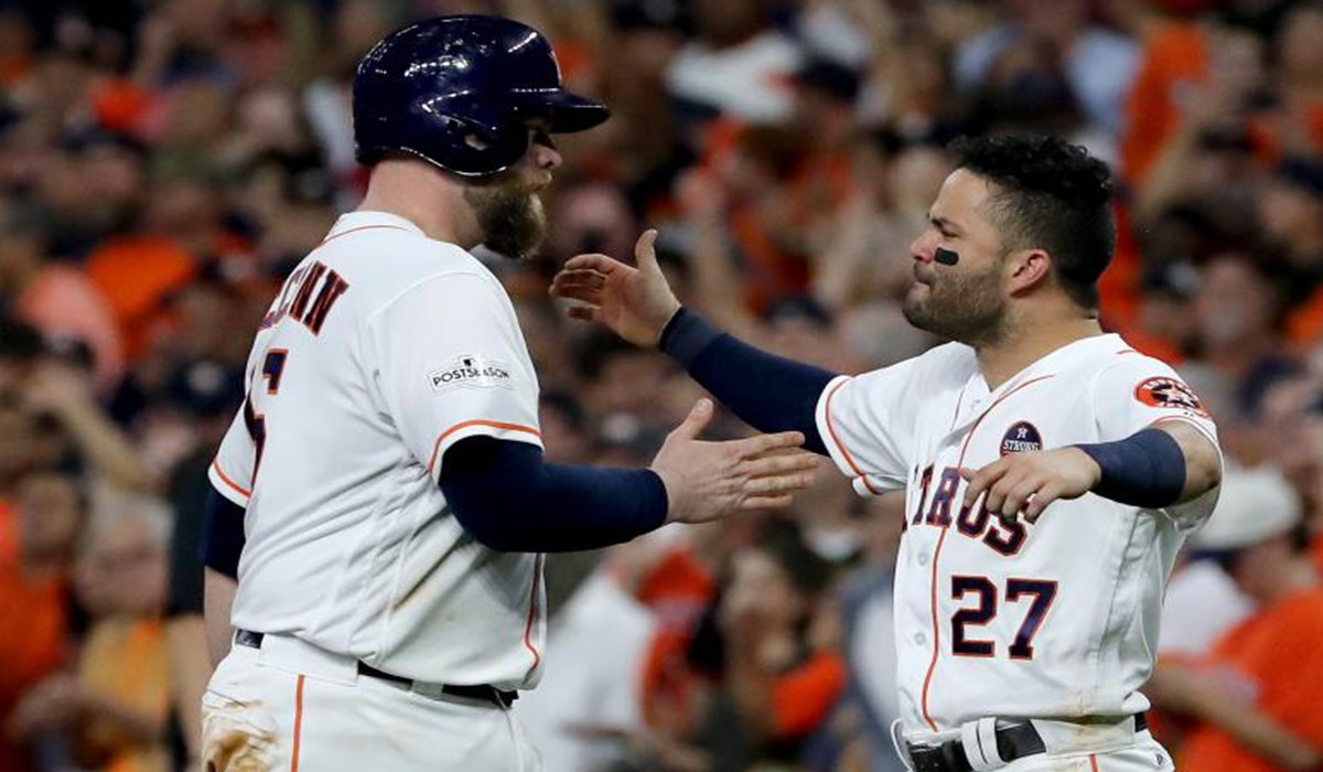 Astros Heading To Los Angeles Playing The Dodgers In World Series www.HustleTV.tv