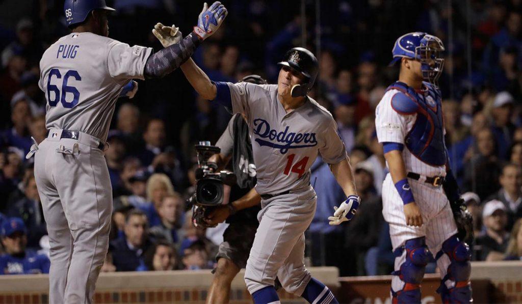 Los Angeles Dodgers Ride Hernandez, Kershaw To World Series Berth www.HustleTV.tv
