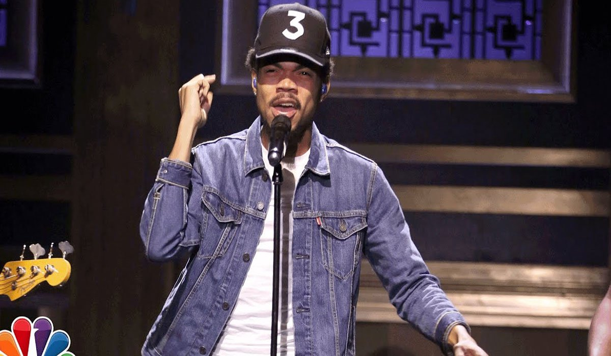 Chance The Rapper Takes A Chance To Show His Actor Chops On SNL www.HustleTV.tv