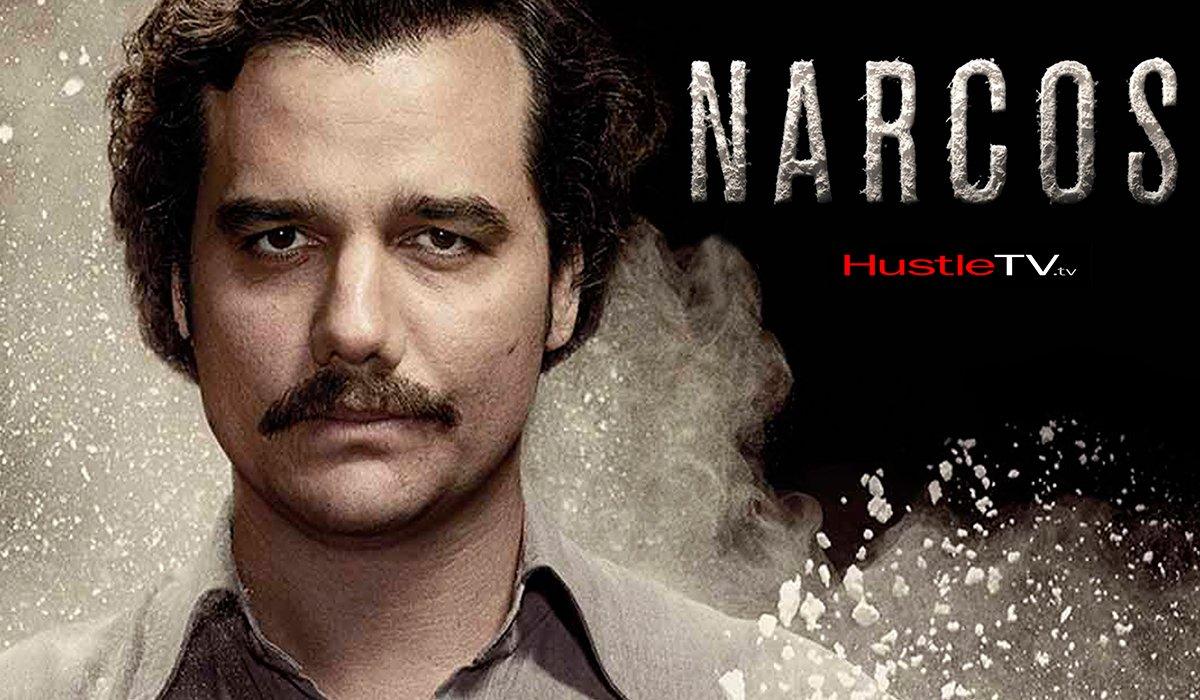 Netflix 'Narcos' Season 4 News- Location Scout Murder www.HustleTV.tv Hustle Actor DJ Hustle