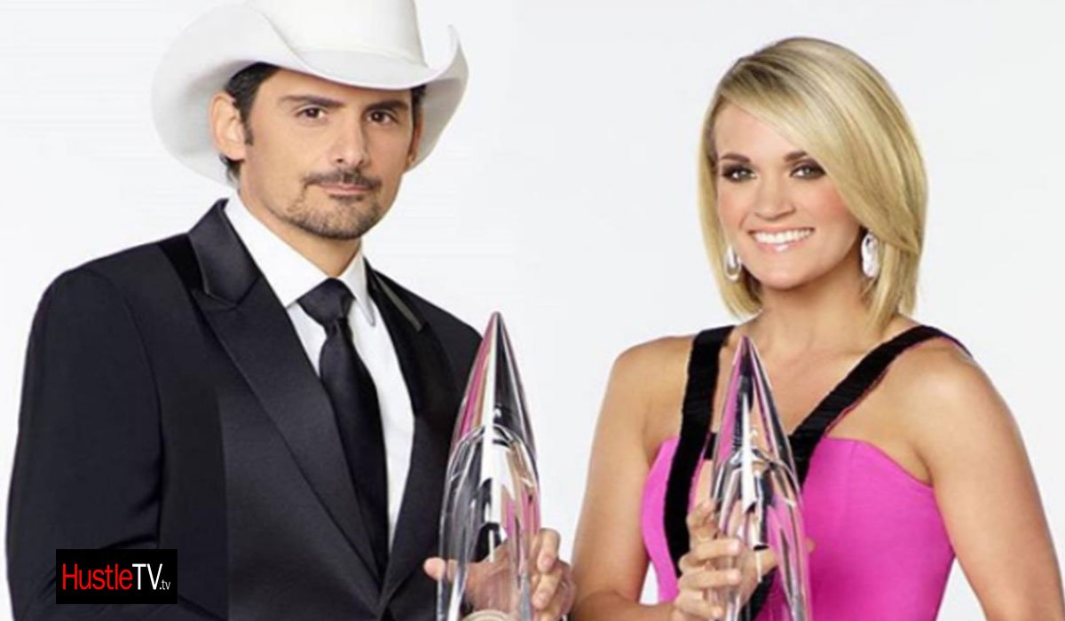 The 51st Annual Country Music Association Awards were held in Nashville www.HustleTv.tv