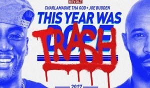 Charlamagne Tha God And Joe Budden This Year Was Dope Trash www.HustleTV.tv