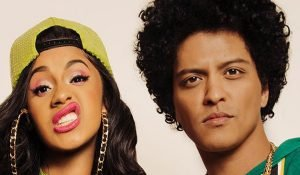 Bruno Mars Cardi B Finesse Flies to No 3 www.HustleTV.tv DJ Hustle