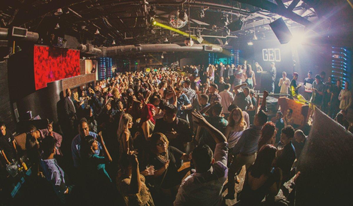 Sevilla Nightclub of Long Beach Hip Hop Dance Top 40 www.HustleTV.tv