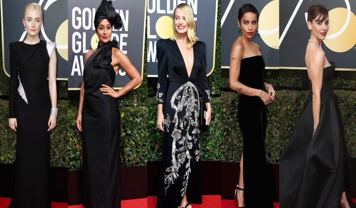 The 75th Annual Golden Globe Awards On Sunday A Night Of Firsts www.HustleTV.tv