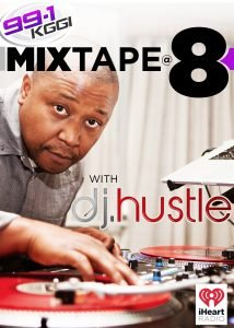 DJ Hustle Takes Over 99.1 KGGI IHeartRadio Live In The Mix www.HustleTV.tv Hustle