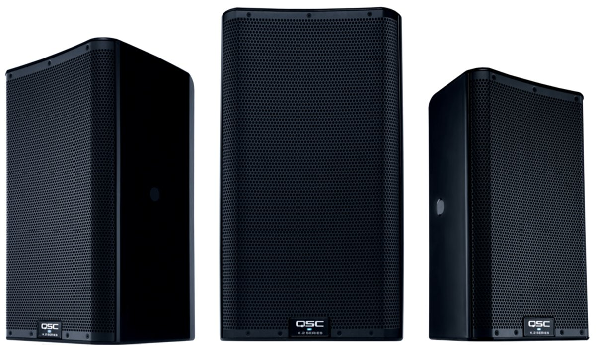 QSC Introduces K.2 Series Loudspeakers DJ Hustle www.HustleTV.tv Hustle