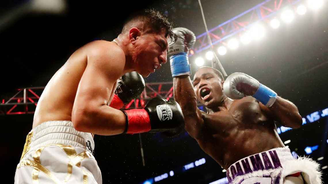 HustleTV.tv-Adrien Broner Jessie Vargas Fight To Majority Draw-DJHustle