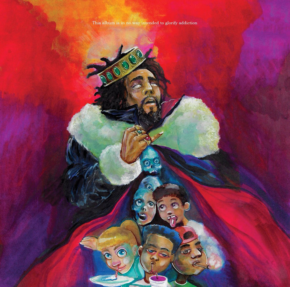 HustleTV.tv-New Album J. COLE K.O.D. HAS ARRIVED