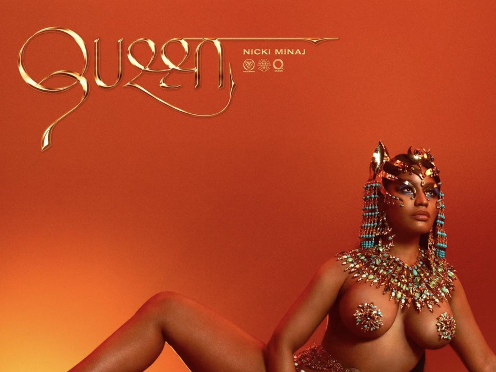 HustleTV.tv-Nicki Minaj Queen On Her Most Rap Oriented Release Yet