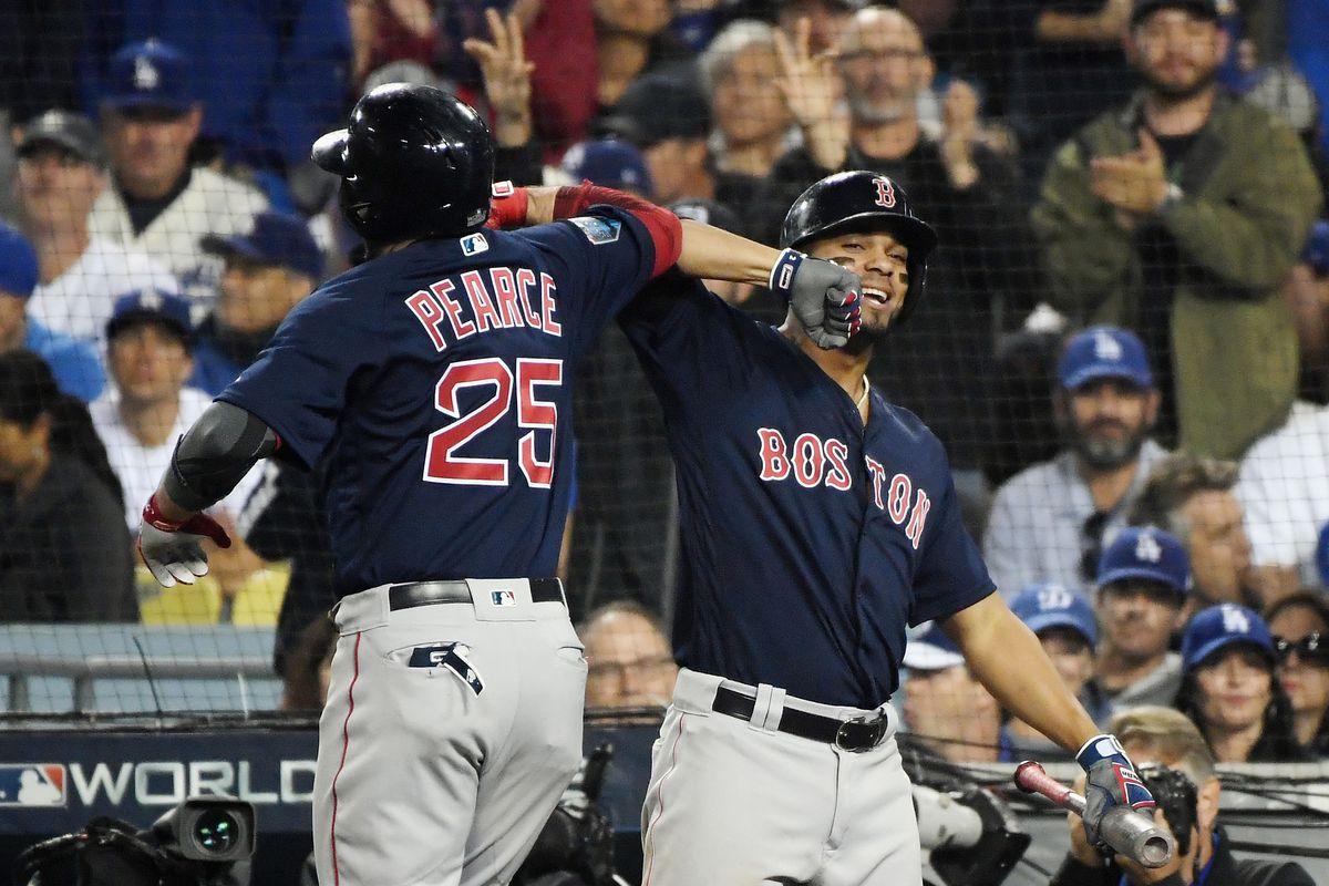 HustleTV.tv-Boston Red Sox Wins 2018 World Series