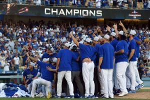 HustleTV.tv- Los Angeles Dodgers Winning The NL West
