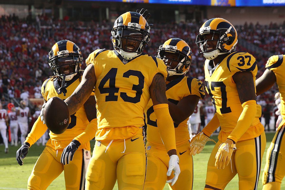 HustleTV.tv Los Angeles Rams Hold Off The Seattle Seahawks DJ Hustle