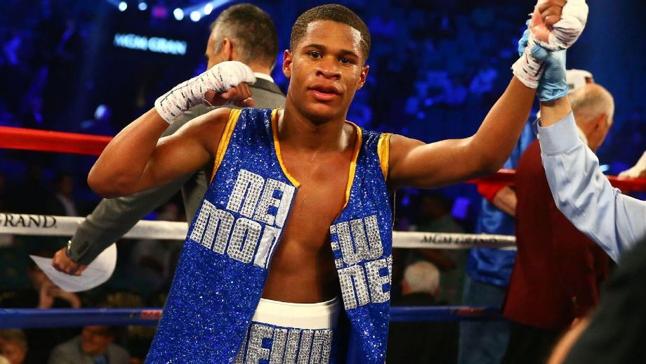 HustleTV.tv Devin Haney Ruben Villa Finally Ready To Embrace Spotlight DJ Hustle