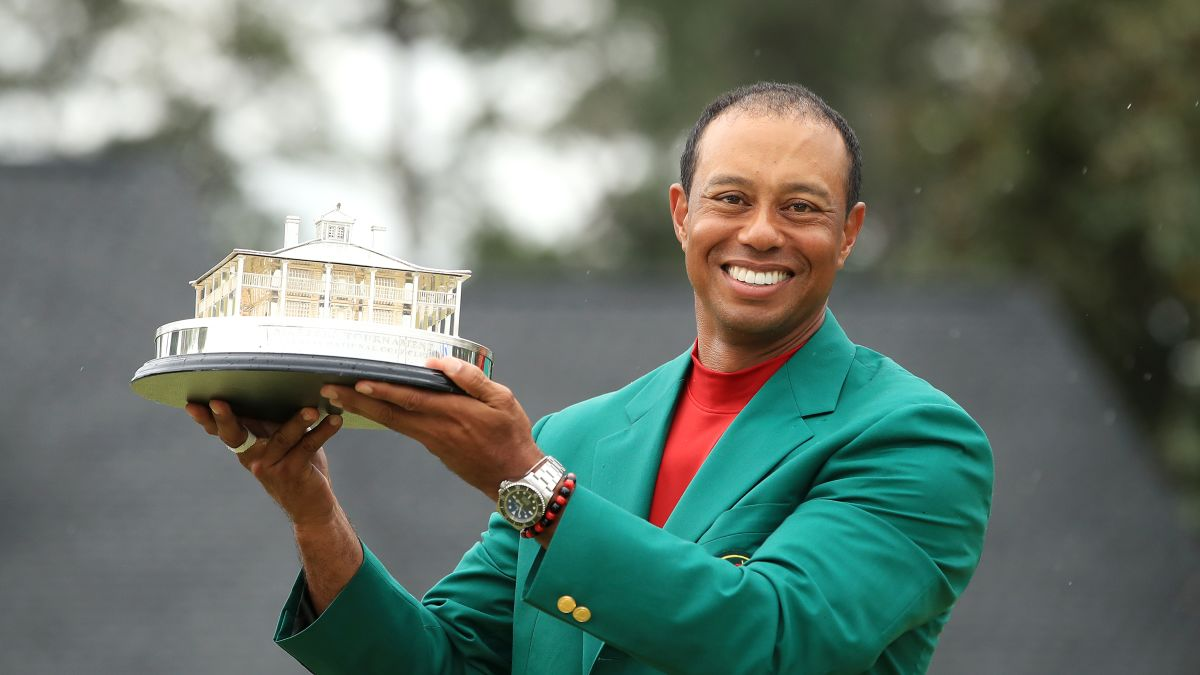 HustleTV.tv Tiger Woods Wins Masters Again DJ Hustle