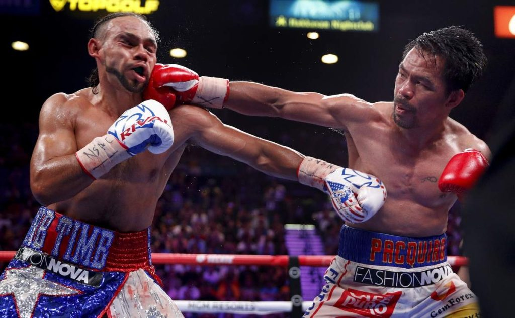Manny Pacquiao Win Over Keith Thurman