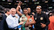 HustleTV.tv Errol Spence Big Win Over Shawn Porter DJ Hustle