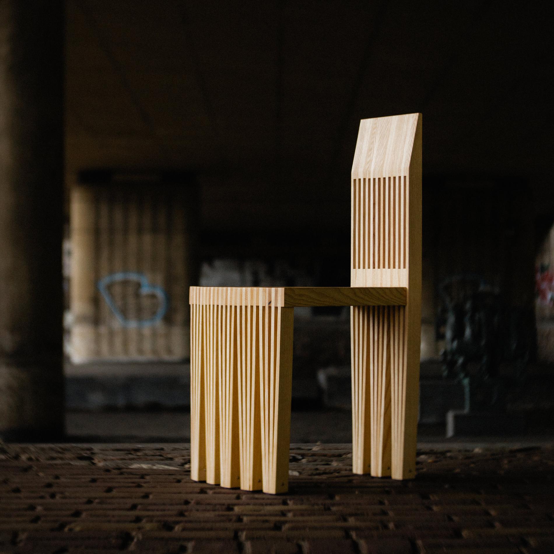 Optique Chair