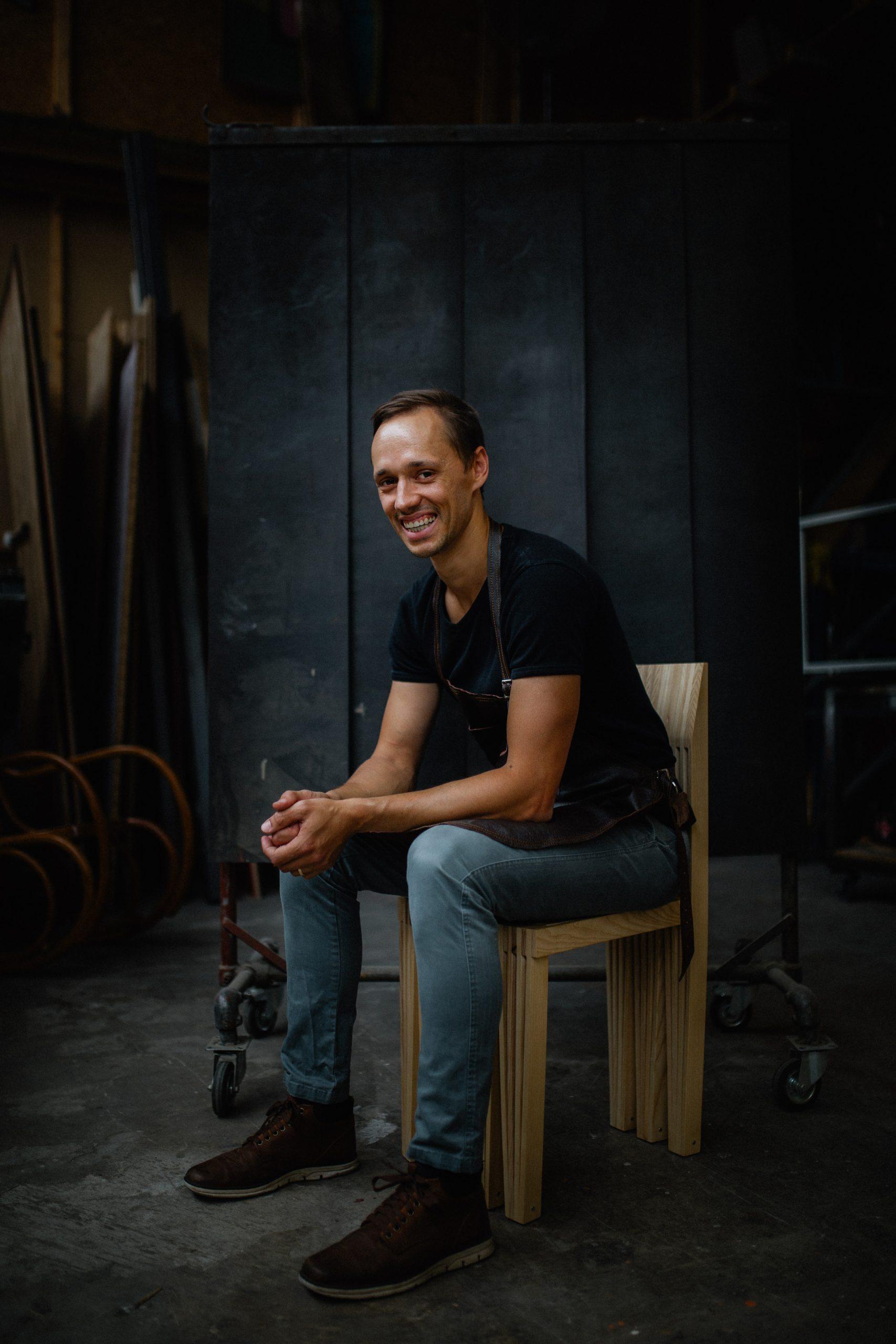 Albert Potgieter - Woodworker
