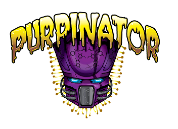 Purpinator Logo