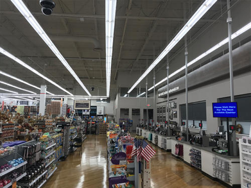Retail BBBY Interior