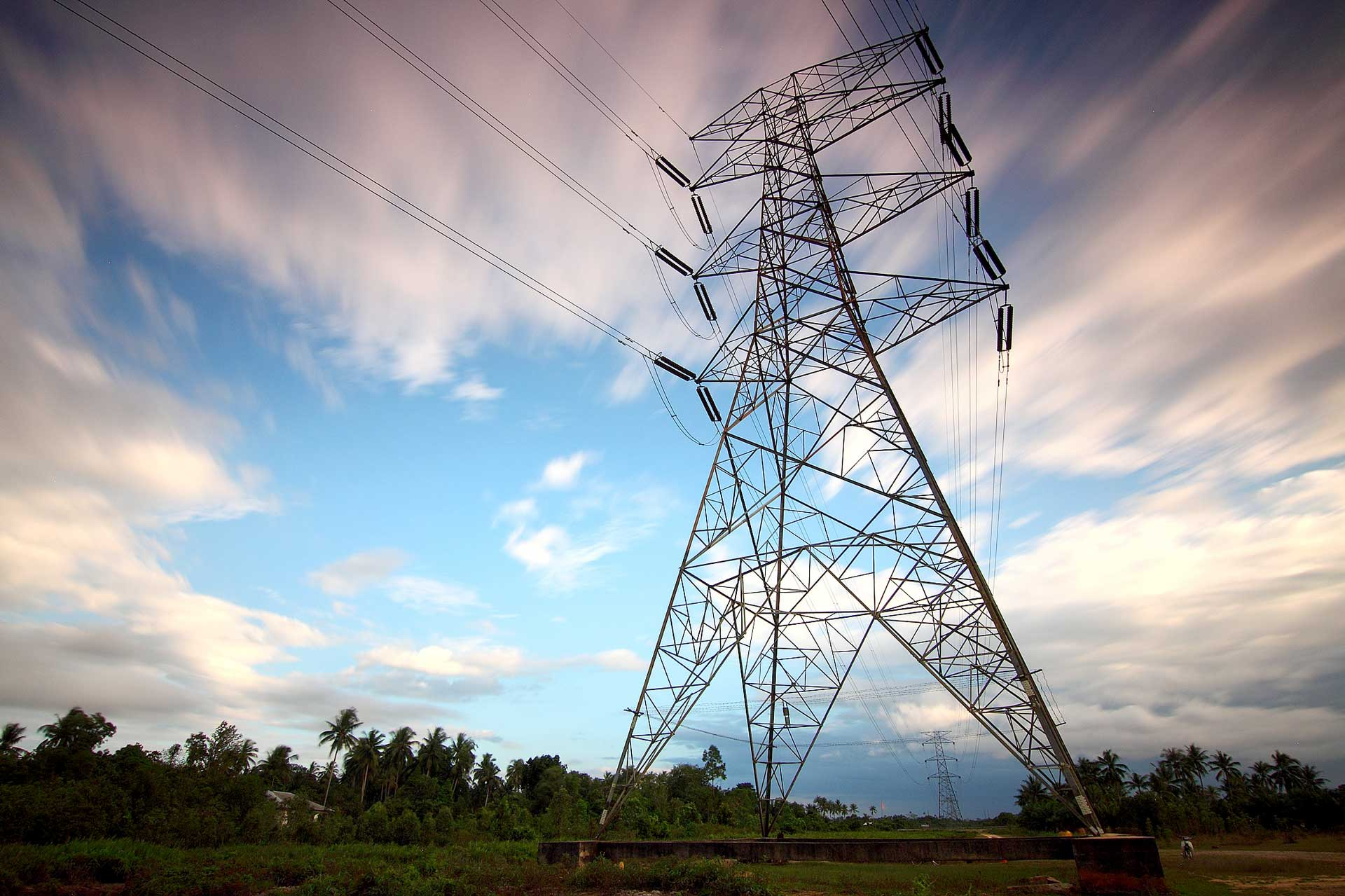 Electric Power Lines - Energy Procurement