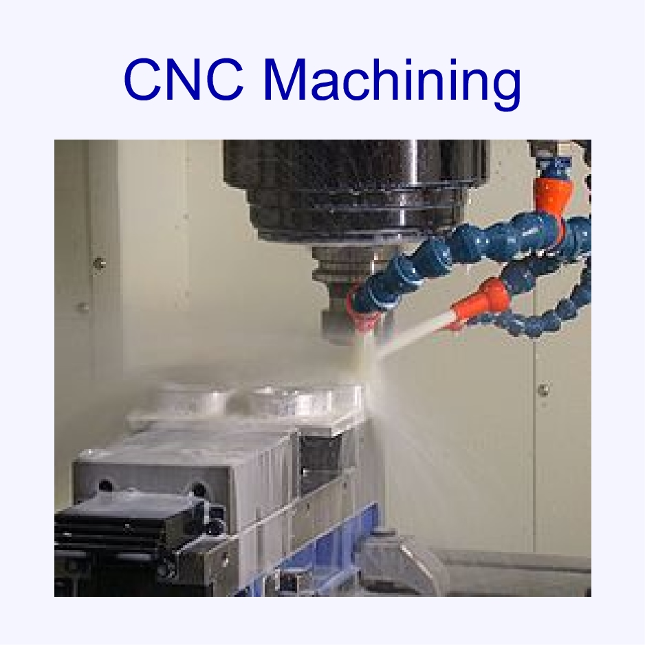 Services CNC Machining