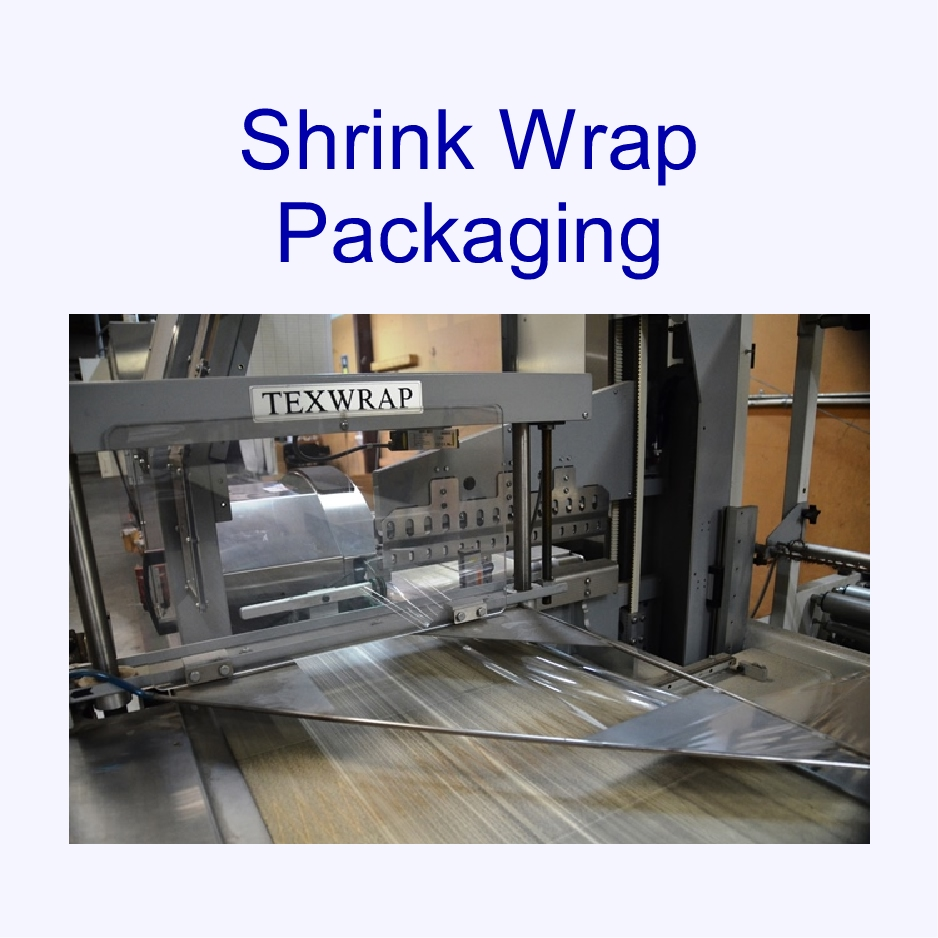 Services Shrink Wrap