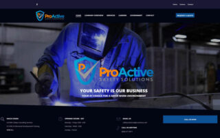 Employee Safety and Compliance Company in New Jersey and Philadelphia hires RUBI Digital for web design project