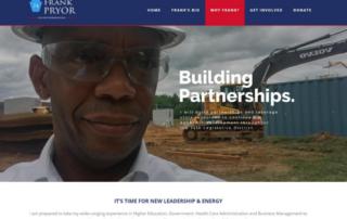 PA state representative candidate hires RUBI Digital for web design in Philadelphia for website project in politics