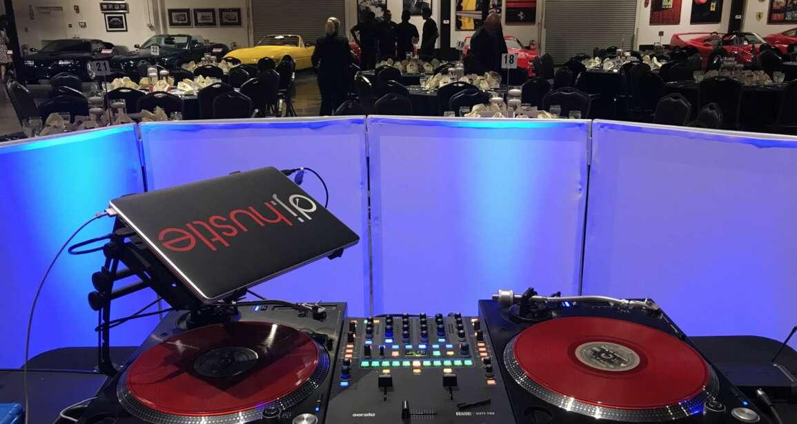 DJ Hustle share's his practice set the behind sense life of a DJ