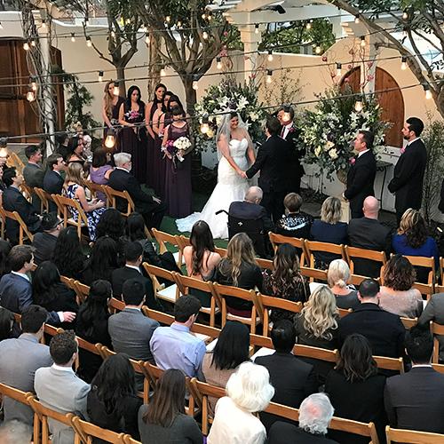 Long Beach Wedding DJ Corporate Events
