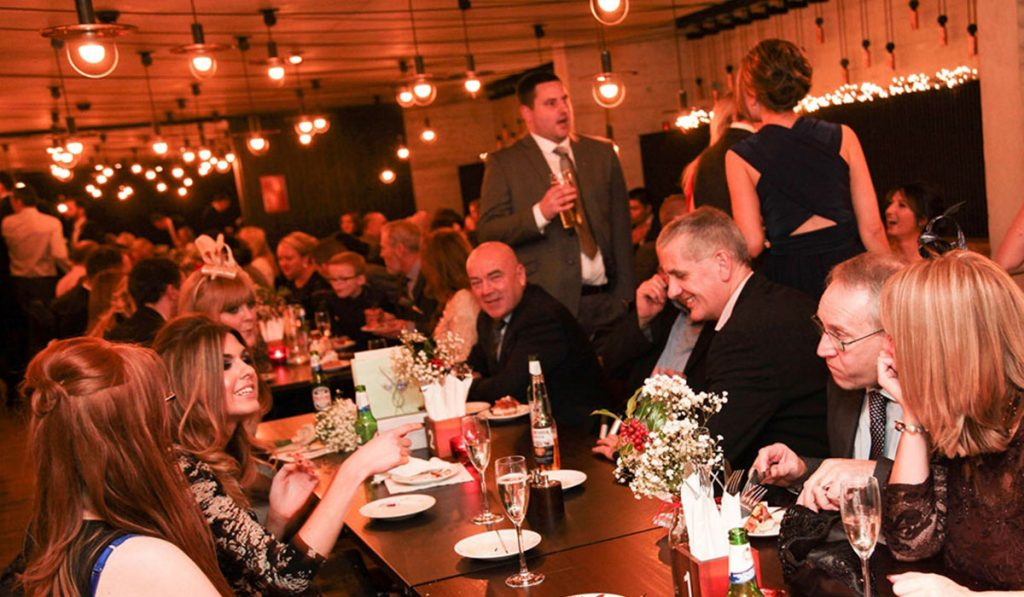 Christmas Party DJ DJs for Holiday Parties www.HustleGrind.com DJ Hustle