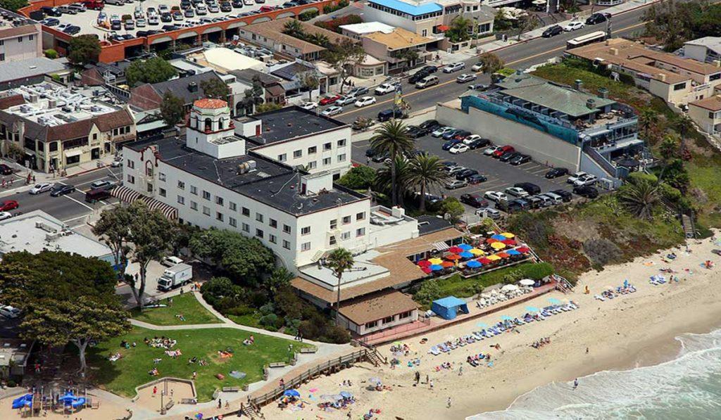 Laguna BeachWedding DJ Hotel Laguna Laguna Beach CA