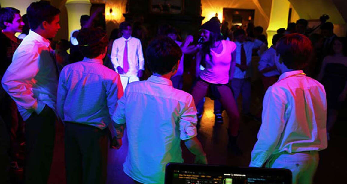 Sweet 16 DJ Entertainment Newport Beach