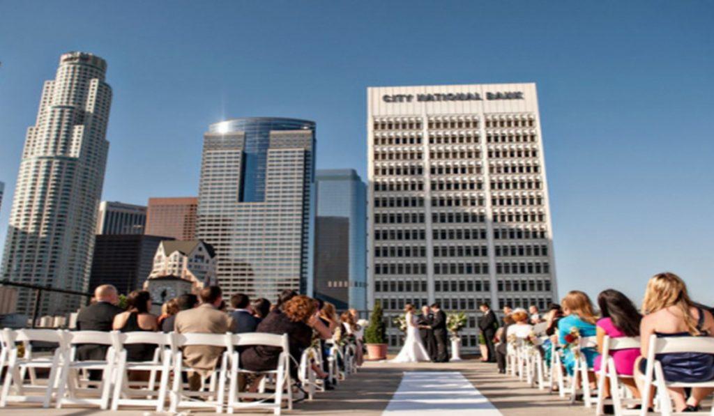 Wedding DJ Hosting A Daytime Wedding www.HustleGrind.com DJ Hustle
