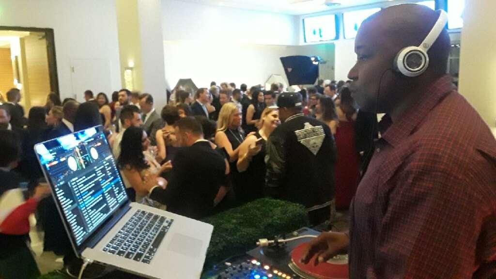 1 Rated Newport Beach DJ Services serving Orange County DJ Hustle